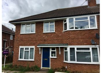 Thumbnail 3 bed maisonette for sale in Lodge Road, Stratford-Upon-Avon
