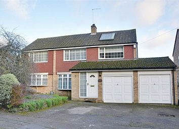 Thumbnail 4 bed detached house for sale in Valeside, Hertford, Herts