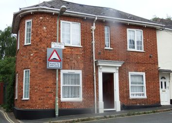 Thumbnail 1 bed flat to rent in Victoria Road, Exeter