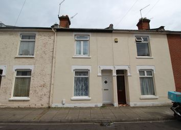 Thumbnail 3 bed terraced house for sale in Goodwood Road, Southsea