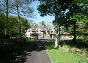 Thumbnail 4 bed detached house for sale in Gubeon Wood, Tranwell Woods, Morpeth