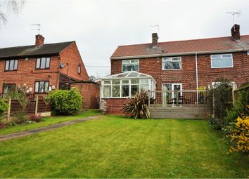 Thumbnail 2 bed semi-detached house for sale in Maple Avenue, Rotherham