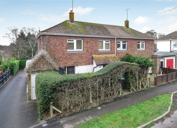 Thumbnail 3 bed semi-detached house for sale in Fraser Road, Kings Worthy, Winchester, Hampshire