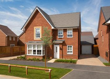 "4 bed detached house for sale in ""Cambridge"" at Tenth Avenue, Morpeth NE61"