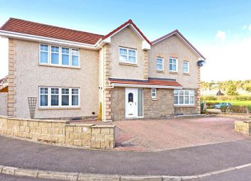 Thumbnail 5 bed detached house for sale in Borthwick Place, Balmullo, St. Andrews