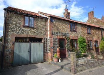Thumbnail 4 bed cottage for sale in Docking Road, Sedgeford, Hunstanton