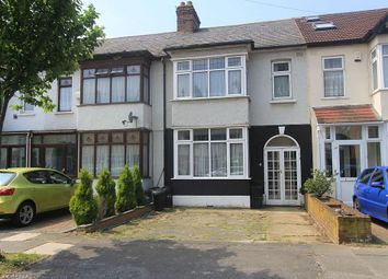 Thumbnail 3 bed terraced house for sale in Hazelbrouck Gardens, Hainault, London