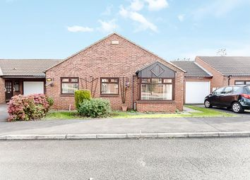 Thumbnail 3 bed semi-detached bungalow for sale in Elvet Green, Chester Le Street