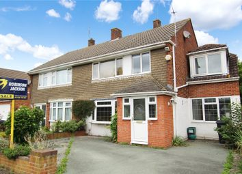 Thumbnail 5 bed semi-detached house for sale in Stainer Road, Tonbridge, Kent