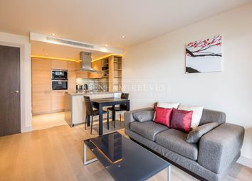 Thumbnail 1 bedroom flat to rent in Imperial Wharf, Fulham