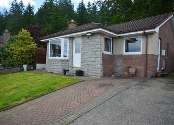Thumbnail 2 bedroom detached house to rent in Lochlann Court, Culloden, Inverness