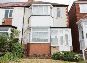 Thumbnail 3 bed end terrace house for sale in Dyas Avenue, Great Barr, Birmingham