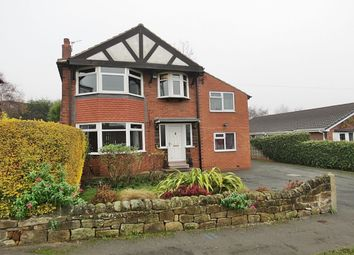 Thumbnail 4 bed detached house for sale in The Quarry, Alwoodley, Leeds