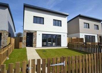 Thumbnail 3 bedroom detached house for sale in The Carracks, St Ives, Cornwall