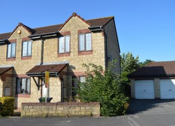 Thumbnail 2 bed property for sale in Pennycress, Weston-Super-Mare