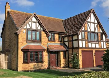 Thumbnail 5 bed detached house for sale in Carnegie Crescent, Melton Mowbray