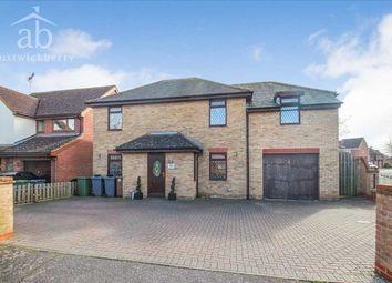 Thumbnail 4 bed detached house for sale in Lummis Vale, Grange Farm, Kesgrave, Ipswich