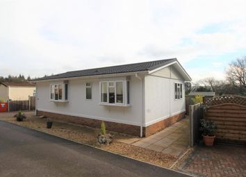 Thumbnail 2 bed mobile/park home for sale in Dolleys Hill Park, Guildford
