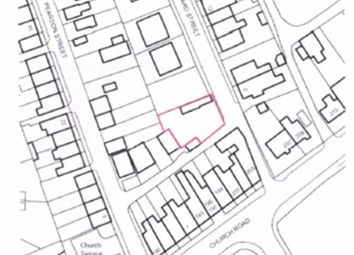 Thumbnail Land for sale in Edward Street, Altofts, Normanton