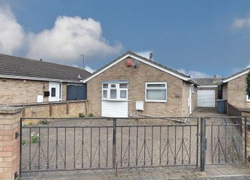 Thumbnail 2 bed detached bungalow for sale in Thurning Avenue, Peterborough