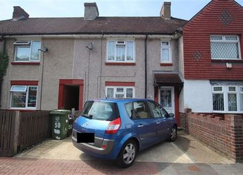 Thumbnail 3 bedroom terraced house for sale in Colwell Road, Cosham, Portsmouth, Hampshire