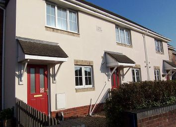 Thumbnail 2 bedroom terraced house to rent in Wimborne Road, Oakdale, Poole