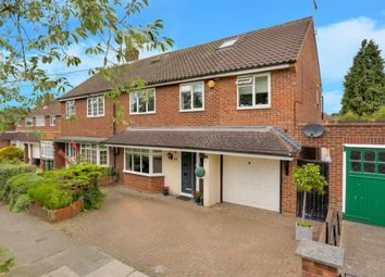 Thumbnail 4 bed semi-detached house for sale in St. Vincent Drive, St.Albans