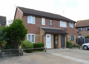 Thumbnail 1 bed flat to rent in Winchester Gardens, Tilbury, Essex