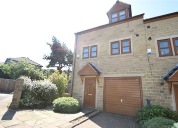 Thumbnail 4 bed town house to rent in Harden Croft, Long Lee, Keighley, West Yorkshire