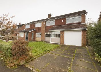 Thumbnail 3 bed semi-detached house for sale in The Fields, Eccleston