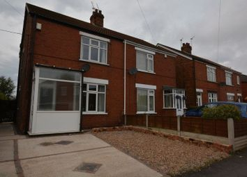 Thumbnail 3 bed semi-detached house for sale in North Parade, Scunthorpe