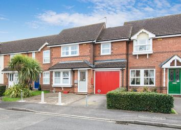 Thumbnail 3 bed terraced house for sale in St. Johns Gardens, Romsey
