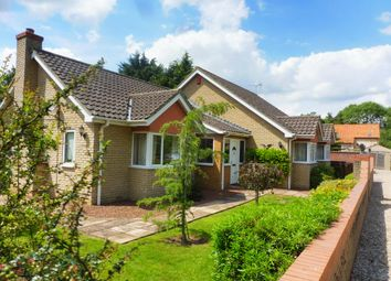 Thumbnail 3 bed bungalow to rent in Station Road, Lakenheath, Brandon
