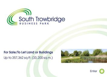 Thumbnail Land to let in West Ashton, Trowbridge