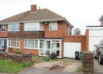 3 bed semi-detached house for sale in Brownswall Road, Sedgley DY3