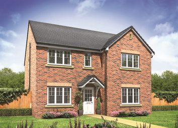 "Thumbnail 5 bedroom detached house for sale in ""The Marylebone"" at Norwich Road, Wymondham"