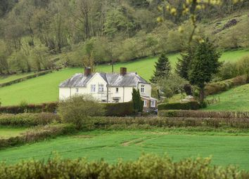 Thumbnail 3 bed semi-detached house for sale in Llyswen, Brecon