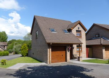 4 bed detached house for sale in St. Michaels Way, Brackla, Bridgend, Bridgend County. CF31