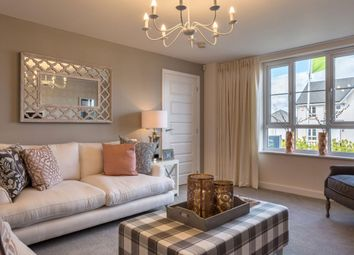 "Thumbnail 4 bed detached house for sale in ""Balmoral"" at Corseduick Road, Newmachar, Aberdeen"