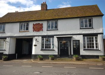 3 bed terraced house for sale in Red Lion, High Street, Much Hadham SG10