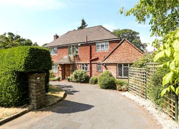 Thumbnail 3 bed detached house for sale in Grantley Close, Shalford, Guildford, Surrey