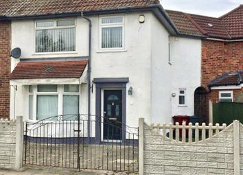 Thumbnail 3 bed end terrace house to rent in Aylton Road, Liverpool