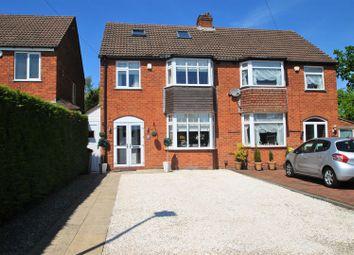 Thumbnail 4 bed semi-detached house for sale in Edward Road, Maypole, Birmingham