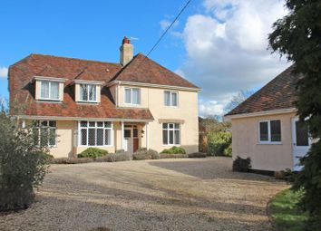 Thumbnail 5 bed detached house for sale in Beech Road, Ashurst, Southampton