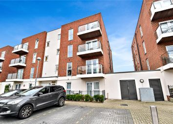 Thumbnail 1 bed flat for sale in Alcock Crescent, Vickers Green, Crayford, Kent
