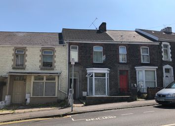 Thumbnail 4 bed terraced house for sale in Terrace Road, Swansea