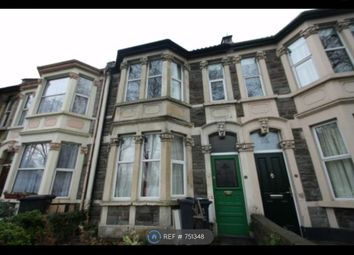 Thumbnail 4 bed terraced house to rent in Ashton Road, Bristol