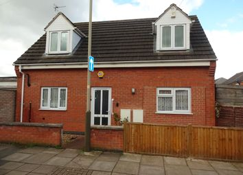 Thumbnail 3 bed detached house for sale in Marston Road, Leicester
