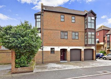 Thumbnail 3 bed end terrace house for sale in Hathaway Court, Esplanade, Rochester, Kent