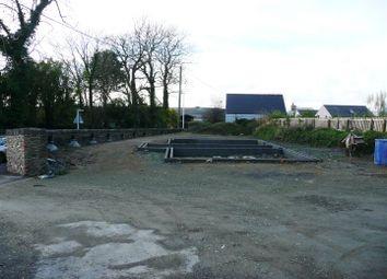 Land for sale in Building Plot Adj To 122, St Davids Road, Letterston SA62
